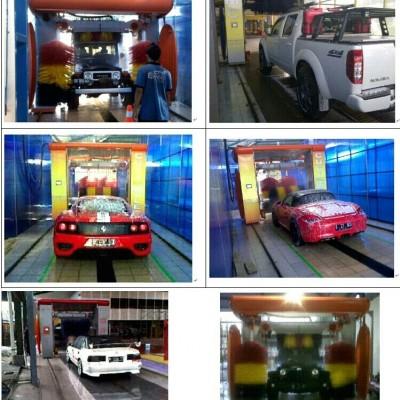 W300, all cars