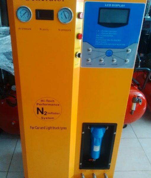 Produksi Nitrogen